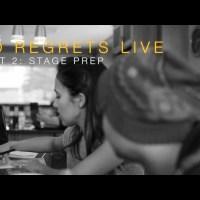 Watch: Jimmy Nevis Concert Stage Design | No Regrets LIVE