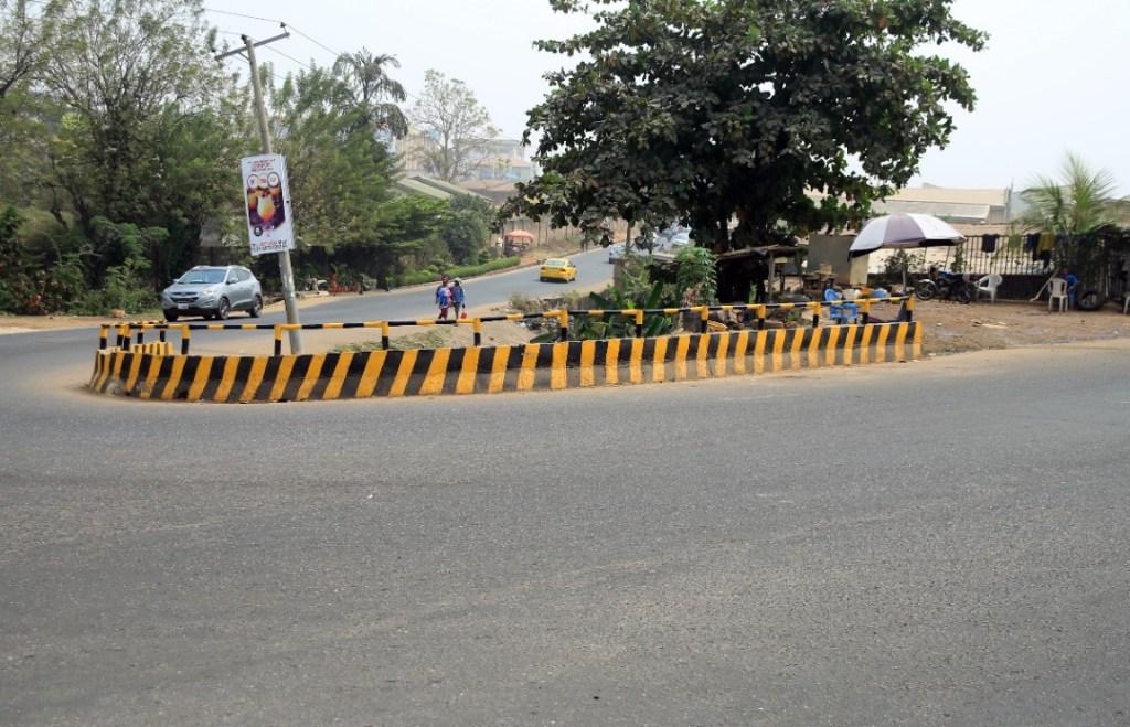 Anti Crash Barrier at Jemebewon 2