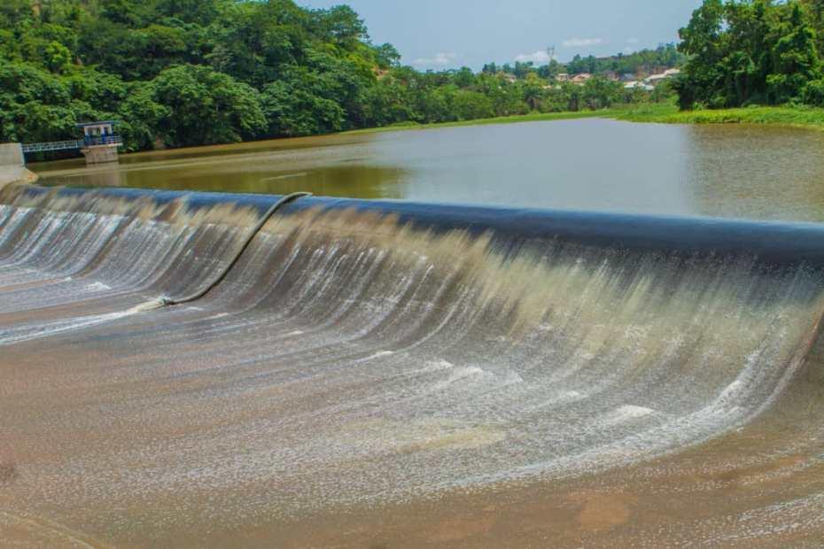 Eleyele Dam 8