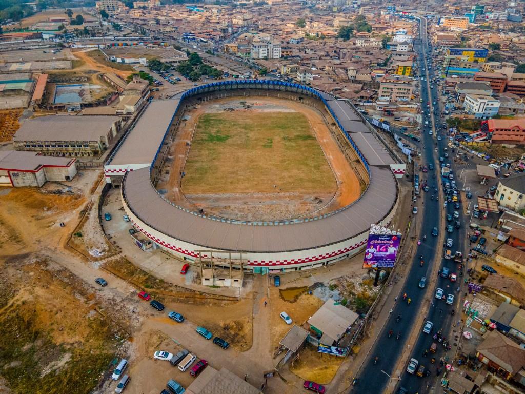Lekan Salami Stadium 14