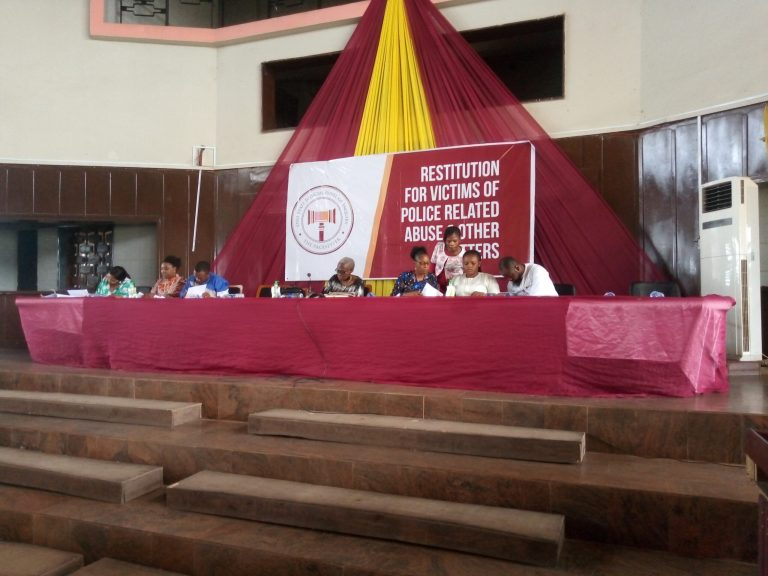 Day 56 of Oyo State Judicial Panel in session