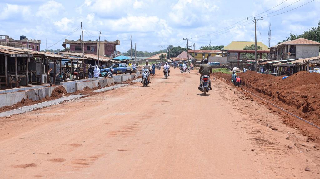 Saki Ogbooro Igboho Road 10