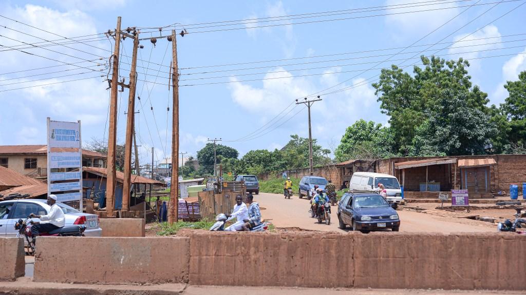Saki Ogbooro Igboho Road 14