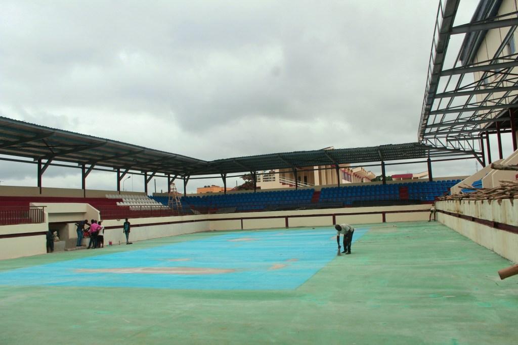 Lawn Tennis Court 1