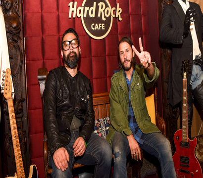 Hard Rock Café gig to air on Absolute Radio