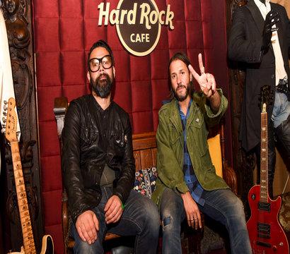 Hard Rock Café gig to air on Absolute Radio