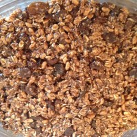 Gluten free, dairy free breakfasts. Option 11 – cereal bars