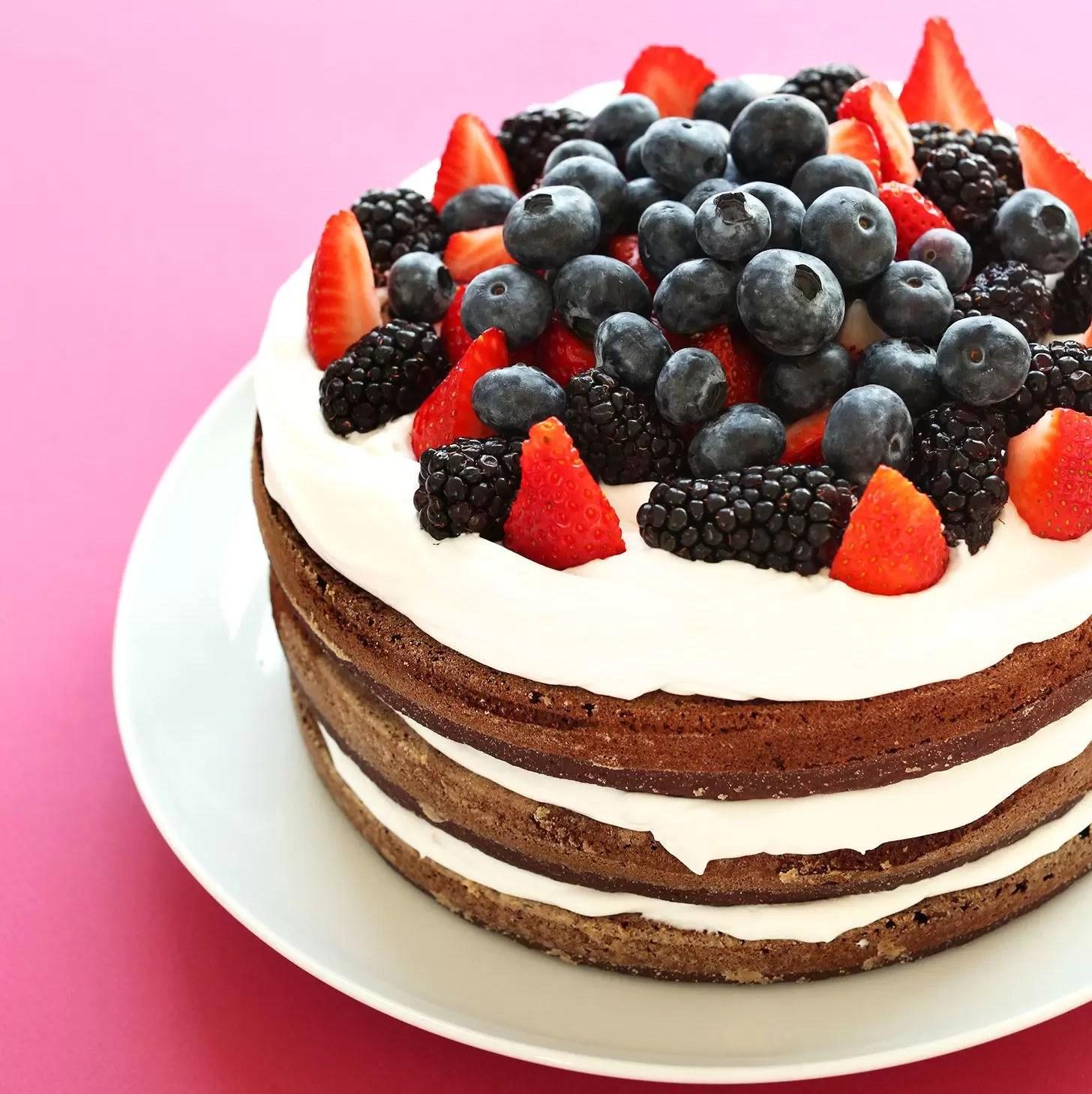 Sugar Free Cake Recipes Yummy Birthday Cakes That Are