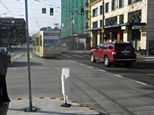 Streetcar on Jackson