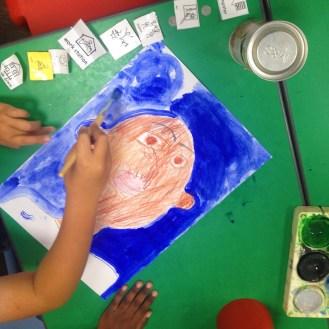Miss Little's Art Portrait Lessons