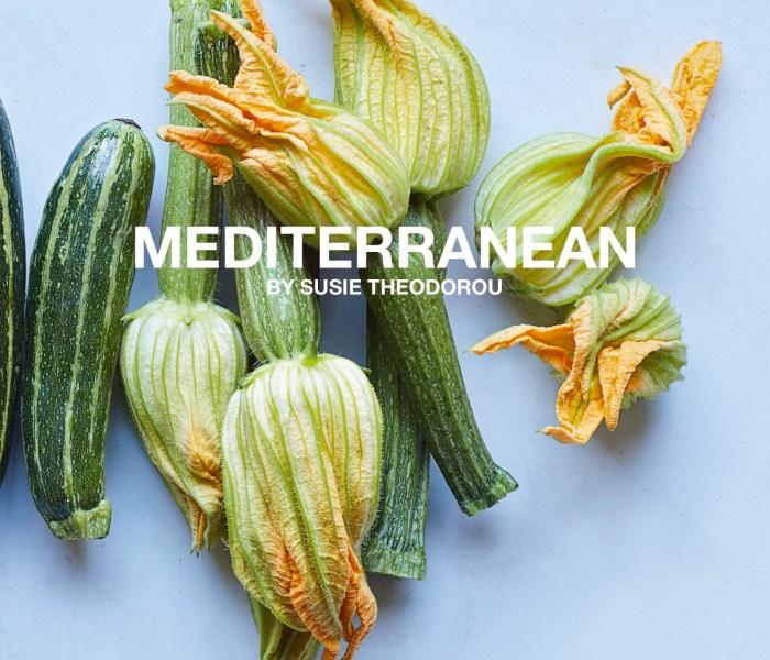Mediterranean  By Susie Theodorou