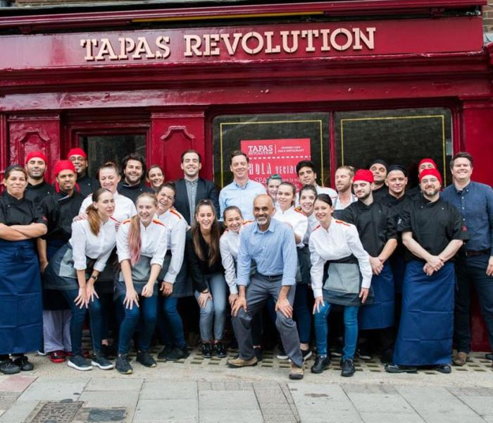 Tapas Revolution: Windsor