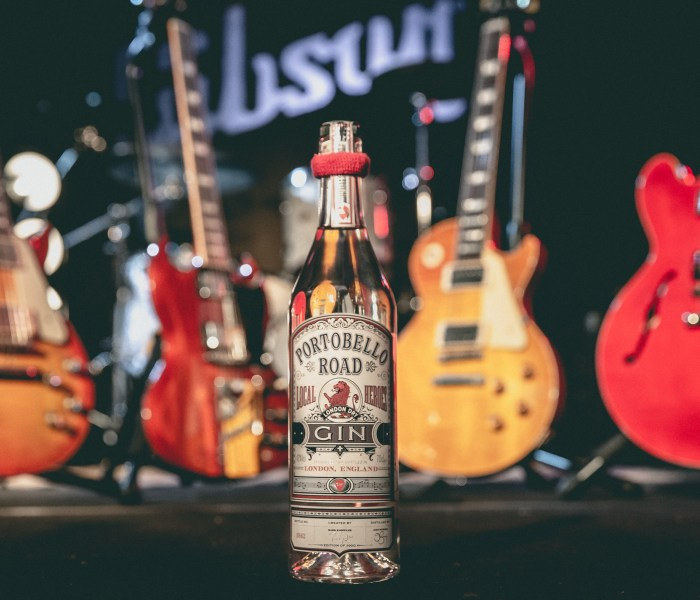 Portobello Road Gin – Local Heroes : Mark Knopfler