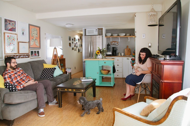 Modern Vintage Home Design Ideas