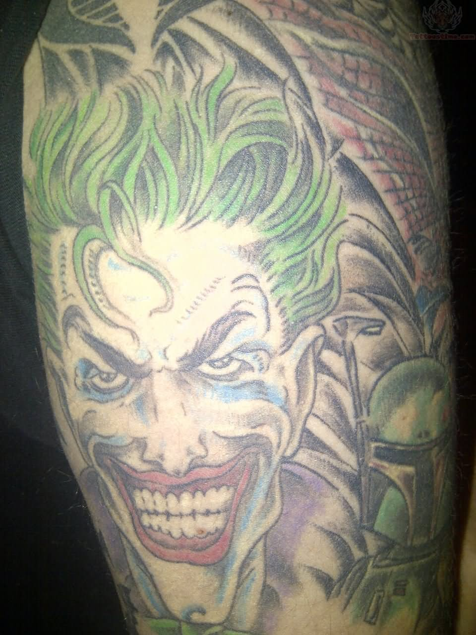 Best Joker Tattoo Designs