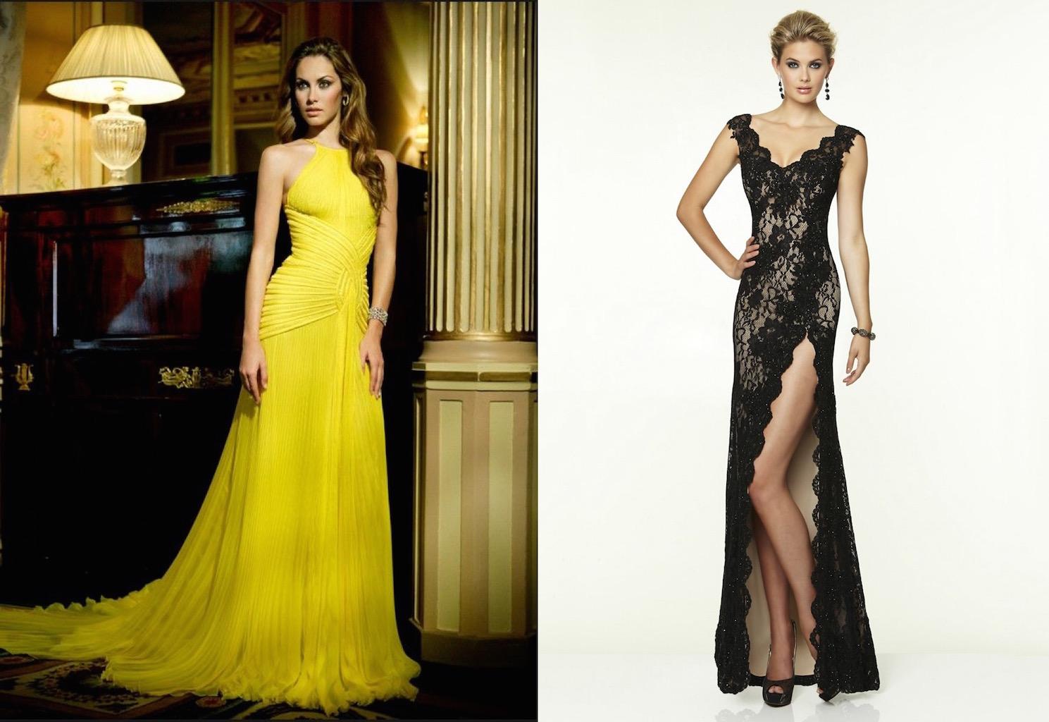 35 Beautiful Evening Dresses For Women