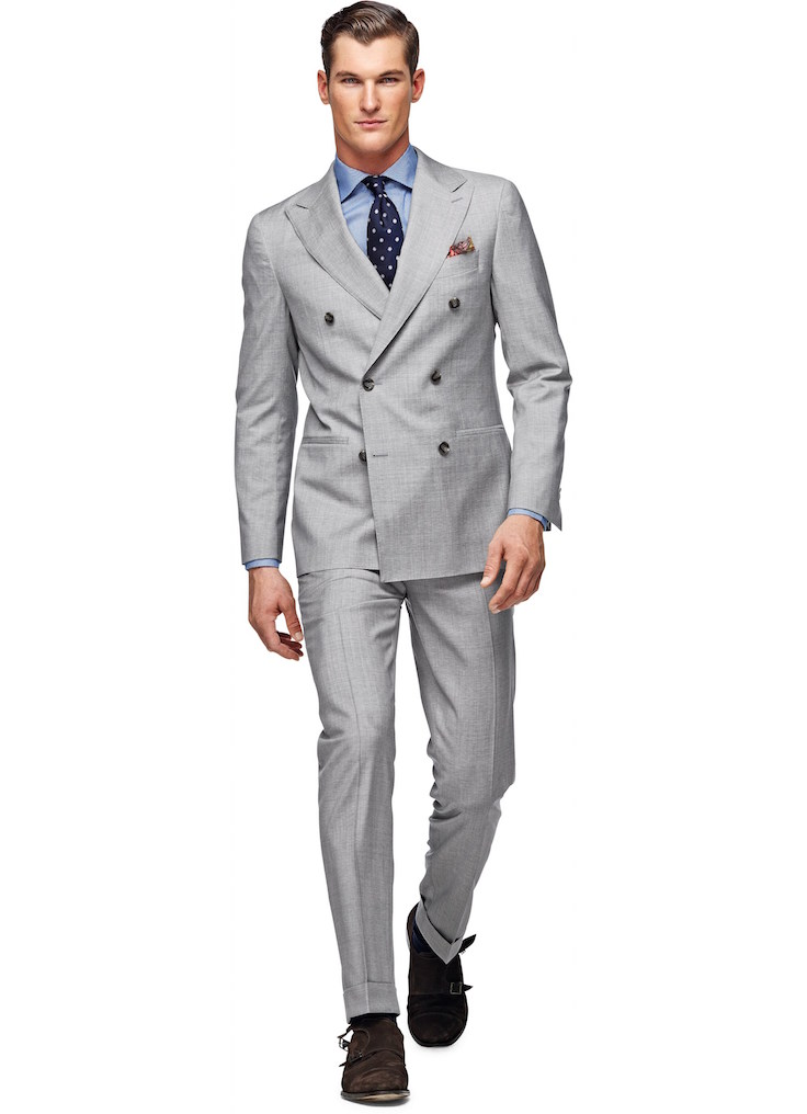 20 Best Double Breasted Suit For Men