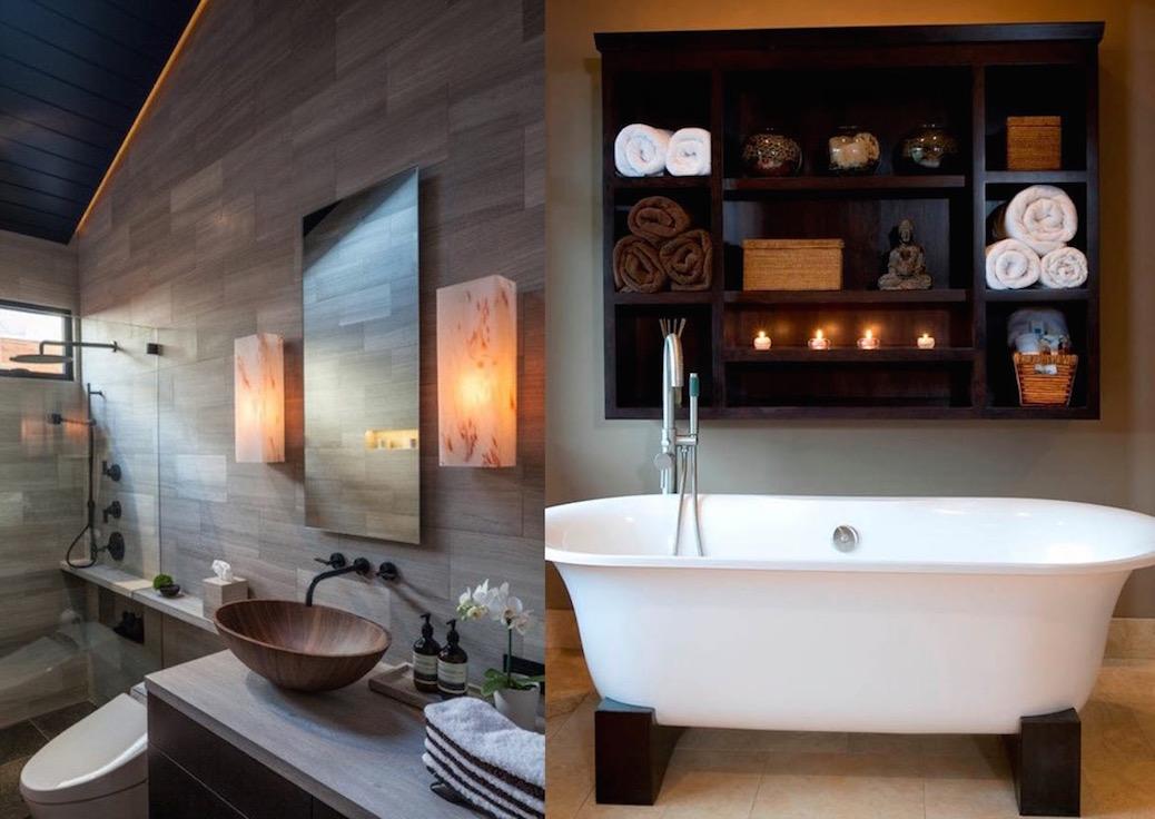 25 Amazing Asian Bathroom Design Ideas