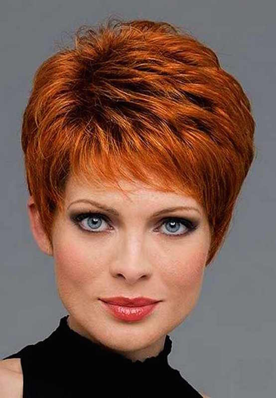 20 Very Short Hairstyles For Women Over 50 - Feed Inspiration