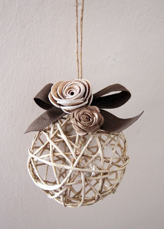 21 Amazing Shabby Chic Christmas Decoration Ideas - Feed ...