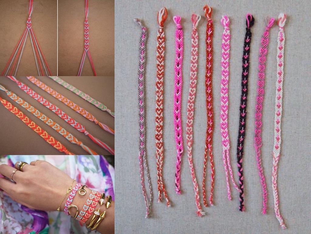 17 DIY Valentines Gifts Friendship Bracelets Feed
