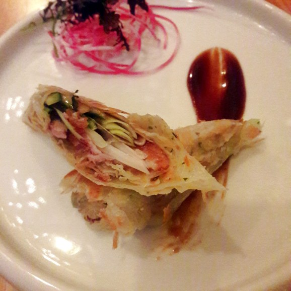Chef's Duck Roll