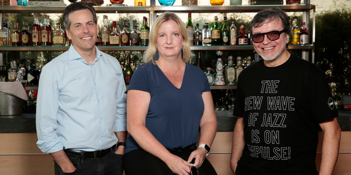 Steve Marks, Bryn Boughton and Pepe Verde. Feed Media Group Introduces Dedicated Music Team.