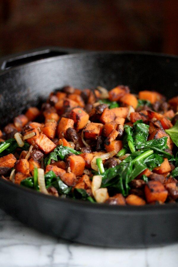 Mexican Sweet Potato Hash Recipe Healthy Gluten Free