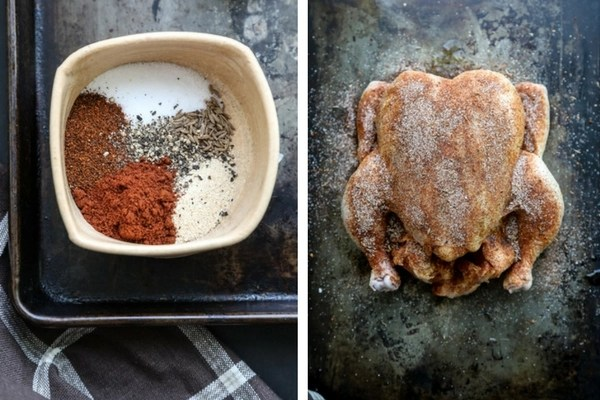 Magic At-Home Rotisserie Chicken Recipe with Smoky Seasoning Rub