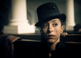 """TABOO -- """"Episode 1"""" (Airs Tuesday, January 10, 10:00 pm/ep) -- Pictured: Oona Chaplin as Zilpha. CR: Robert Viglasky/FX"""