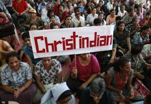 70 Christians traveling home from conference on praying for peace in India have been attacked by Hindu extremists