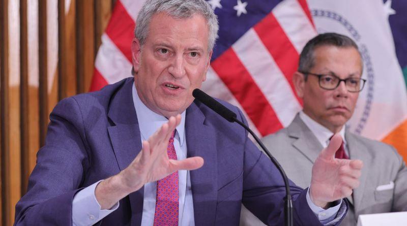 Jewish groups slam New York's Mayor de Blasio for 'scapegoating' Jewish community - Feed Me The Word Today