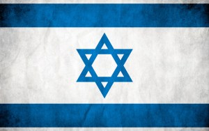 Isreal Flag - Feed Me The Word Today
