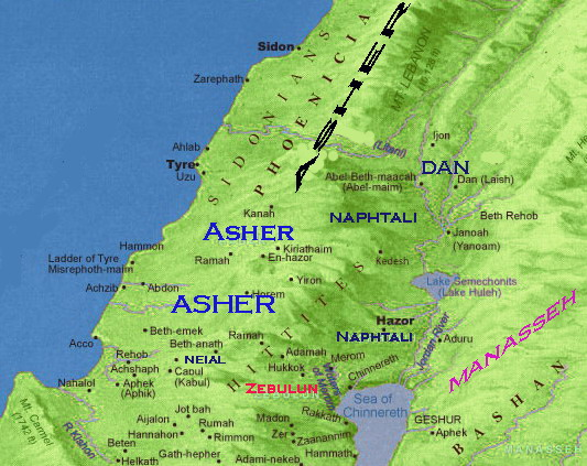 The tribe of Asher 02 - Fmtwtoday
