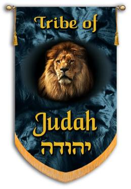 Tribe Of Judah Icon - Feed Me The Word Today