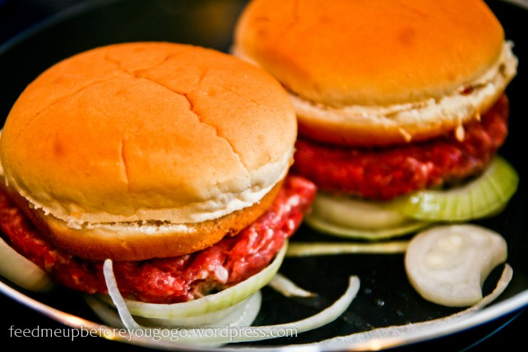 Burger-Slider selbst gemacht