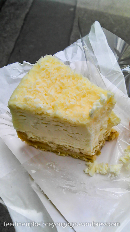 Muffins 'n' More München Cheesecake