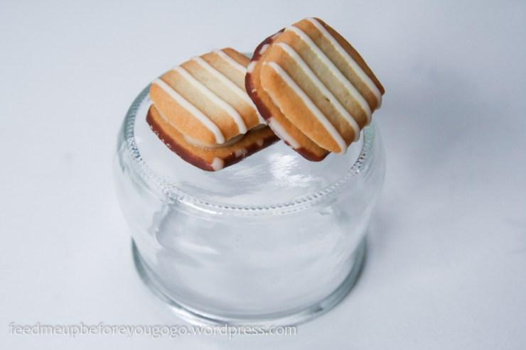 Mövenpick Feine Pâtisserie Caramel Kekse
