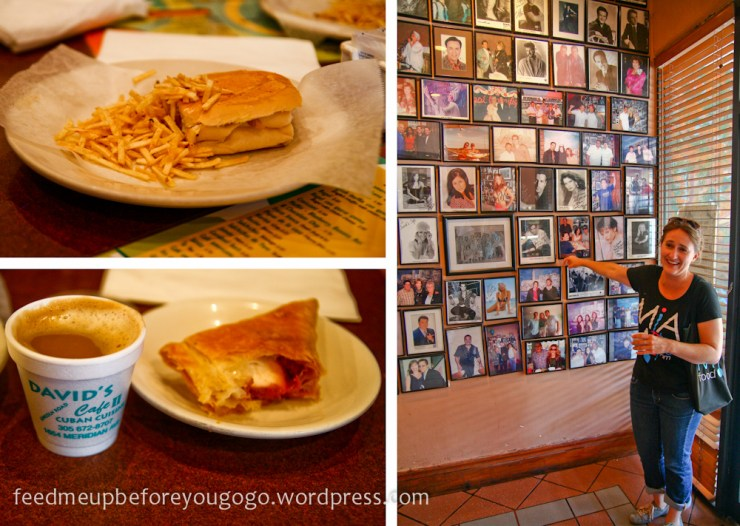 David's Café II Miami South Beach Food Tour Cuban Sandwich