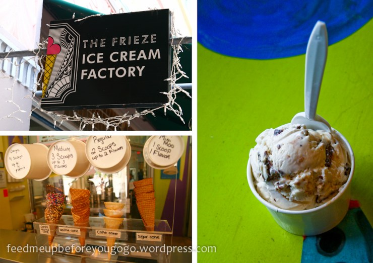 Frieze Ice Cream Factory Eis Miami South Beach Food Tour