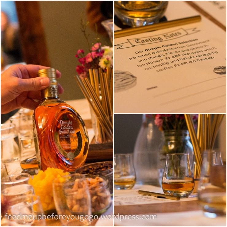 Dimple Golden Selection Whisky Chris Clark-2