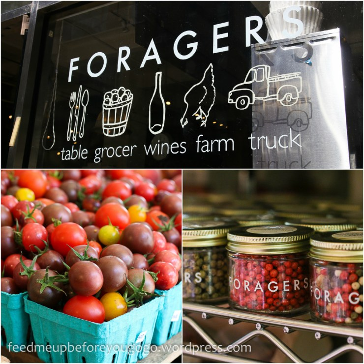 Foragers Dumbo New York kulinarische Tipps Brooklyn