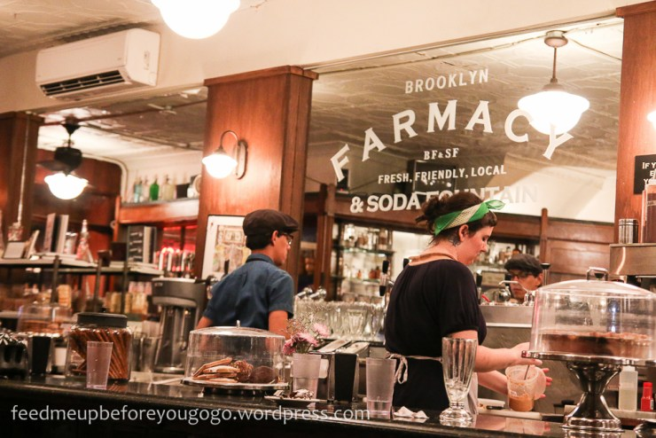 Brooklyn Farmacy and Soda Fountain New York kulinarische Tipps Brooklyn