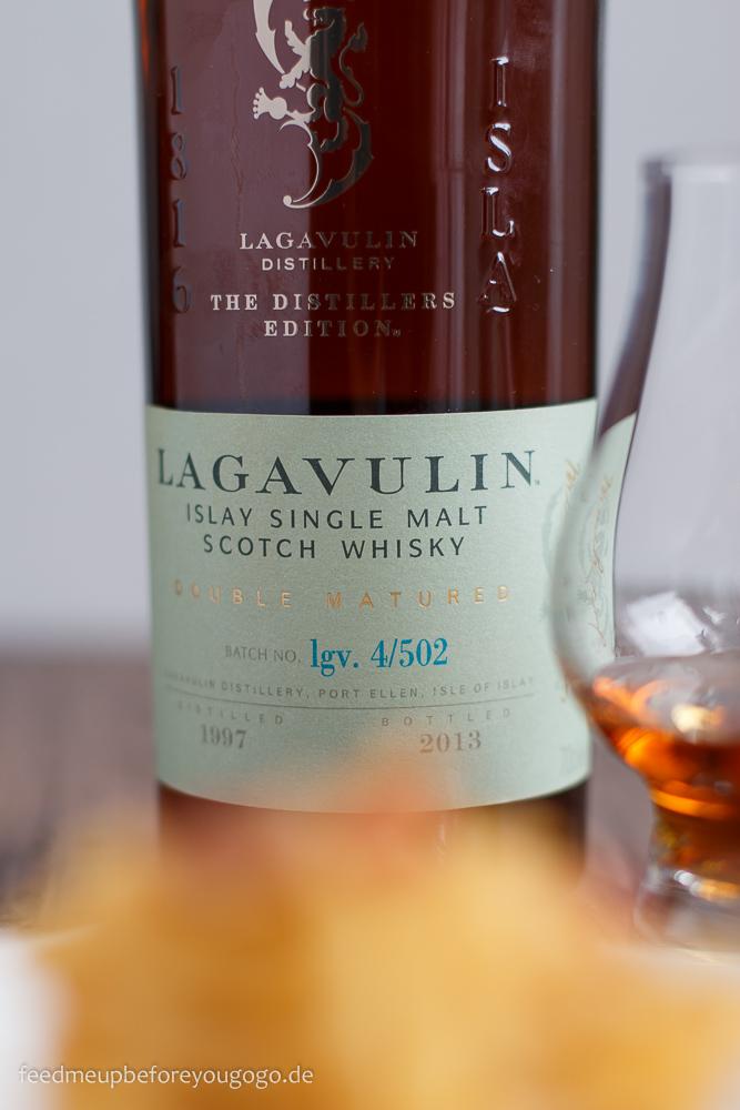 Scottish Carbonara - Nudeln mit Lagavulin Whisky