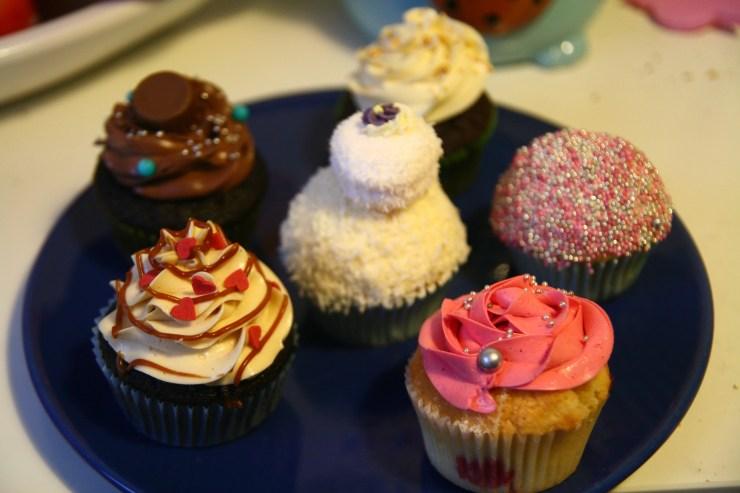 Wir machen Cupcakes München