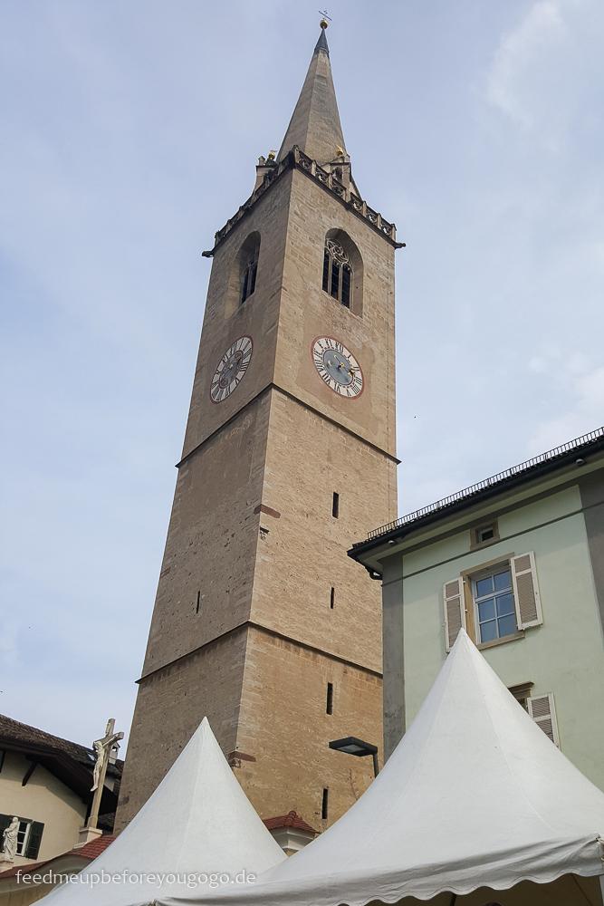 Pfarre Kaltern Südtirol Italien Feed me up before you go-go