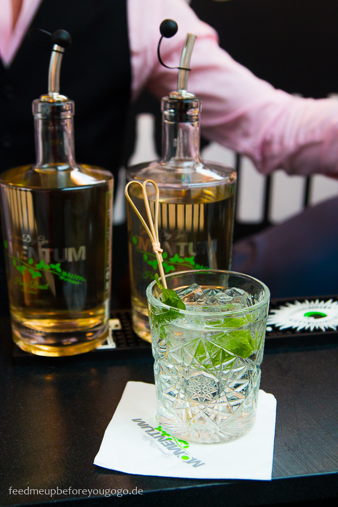 Momentum Gin Basilikum Finest Spirits
