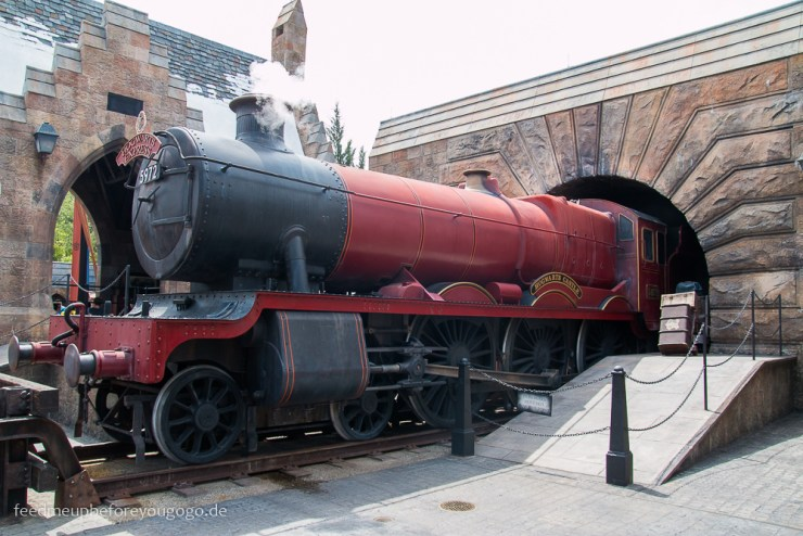 Hogwarts Express Harry Potter Islands of Adventure Universal Studios Orlando