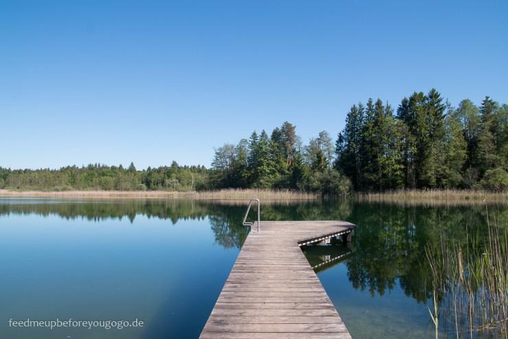 Wanderung um die Osterseen Iffeldorf