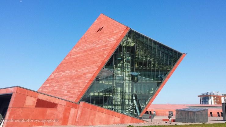 Danzig Gdansk Polen Museum des zweiten Weltkriegs